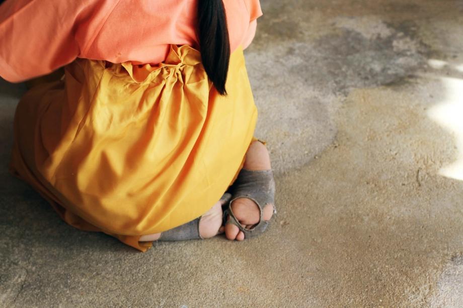 Buddhist-Girl